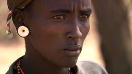 Samburu Herdsman