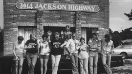 A scene from Muscle Shoals.