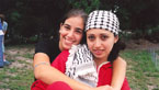 Six Palestinian and Israeli teenage girls commit to justice and mutual understanding.