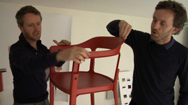 Designers Ronan & Erwan Bouroullec
