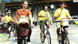 Ciclophonica in On Wheels Brasil