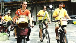 Ciclophonica in On Wheels Brasil