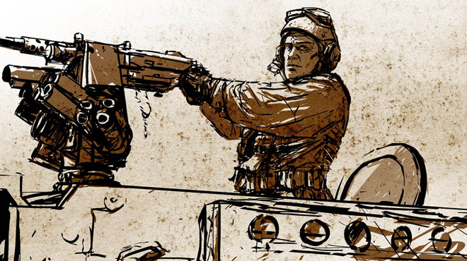 Illustration from &lt;i&gt;Operation Homecoming&lt;/i&gt; 