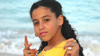 Priscilla Diaz aka P-Star in Miami Beach, age 9