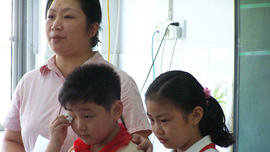 Teacher, Cheng Cheng, Xiaofei Xu, Wuhan Evergreen No. 1 Primary School