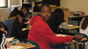 Nangabire in school