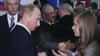Masha with Putin