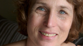 Anne Makepeace, filmmaker of Rain in a Dry Land