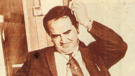 Asa Carter in 1970