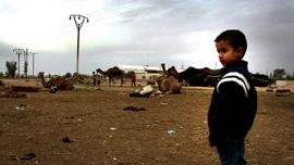 Abu Amar al Azzam's son Abu Bakr al Azzam in Zarqa.