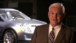 Former Vice Chairman of GM Bob Lutz
