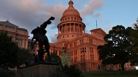 Austin capital building