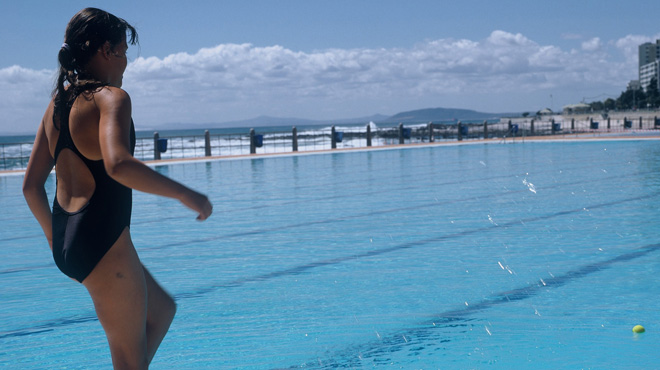 Sea Point pools