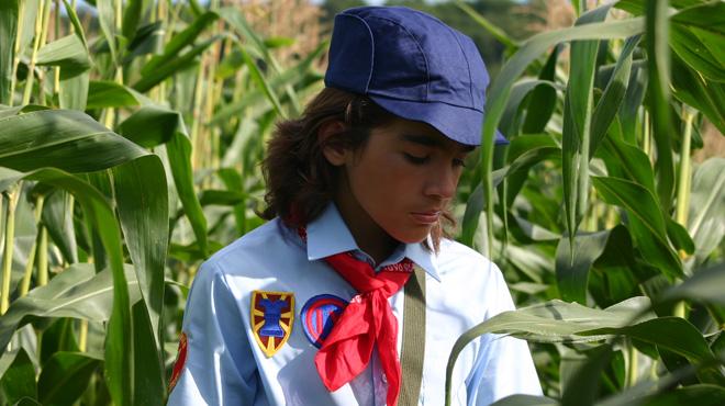 Sebastian Villada in <i>Seed</i>