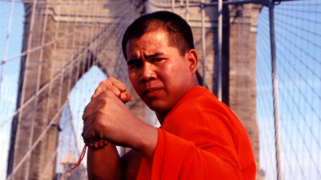 Ex-monk Li Peng Zhang (a.k.a Shi Xing Peng) in Brooklyn, NY