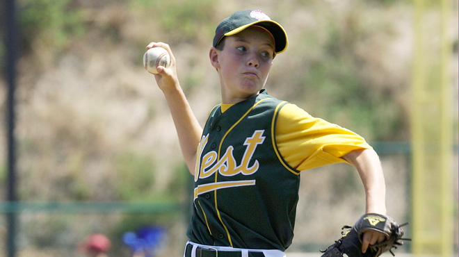 Still from &lt;i&gt;Small Ball: A Little League Story&lt;/i&gt;