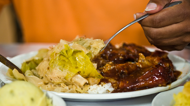 Soul food - an American cuisine