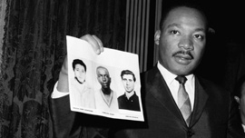 MLK holding missing pic