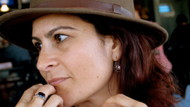 Director/Producer Michle Ohayon 