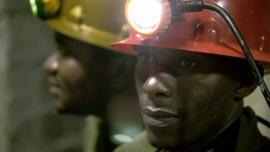 Miners in Mopani