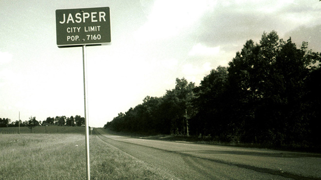 Still from <i>Two Towns Of Jasper</i>