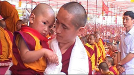 Geshe Tenzin Zopa and the unmistaken child
