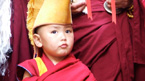A Tibetan monk must find the child who is the reincarnation of his master.