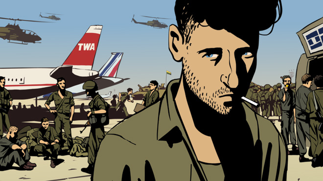Still from &lt;i&gt;Waltz With Bashir&lt;/i&gt;