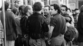 Men on Castro Street