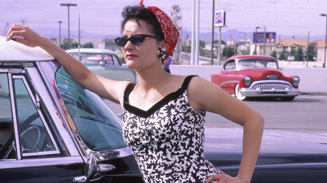 Still from <i>Welcome To The Club - The Women Of Rockabilly</i>