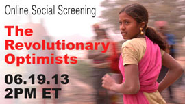 The Revolutionary Optimists Community Cinema Online Screening