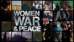 When women take their place at the peace table they often tip the balance.