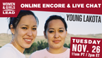 Young Lakota Online Social Screening