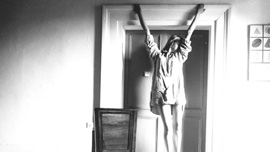 Photo by Francesca Woodman: Untitled 1977-78 (Rome)