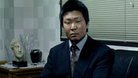 Naoki's first interview with the Yakuza chief