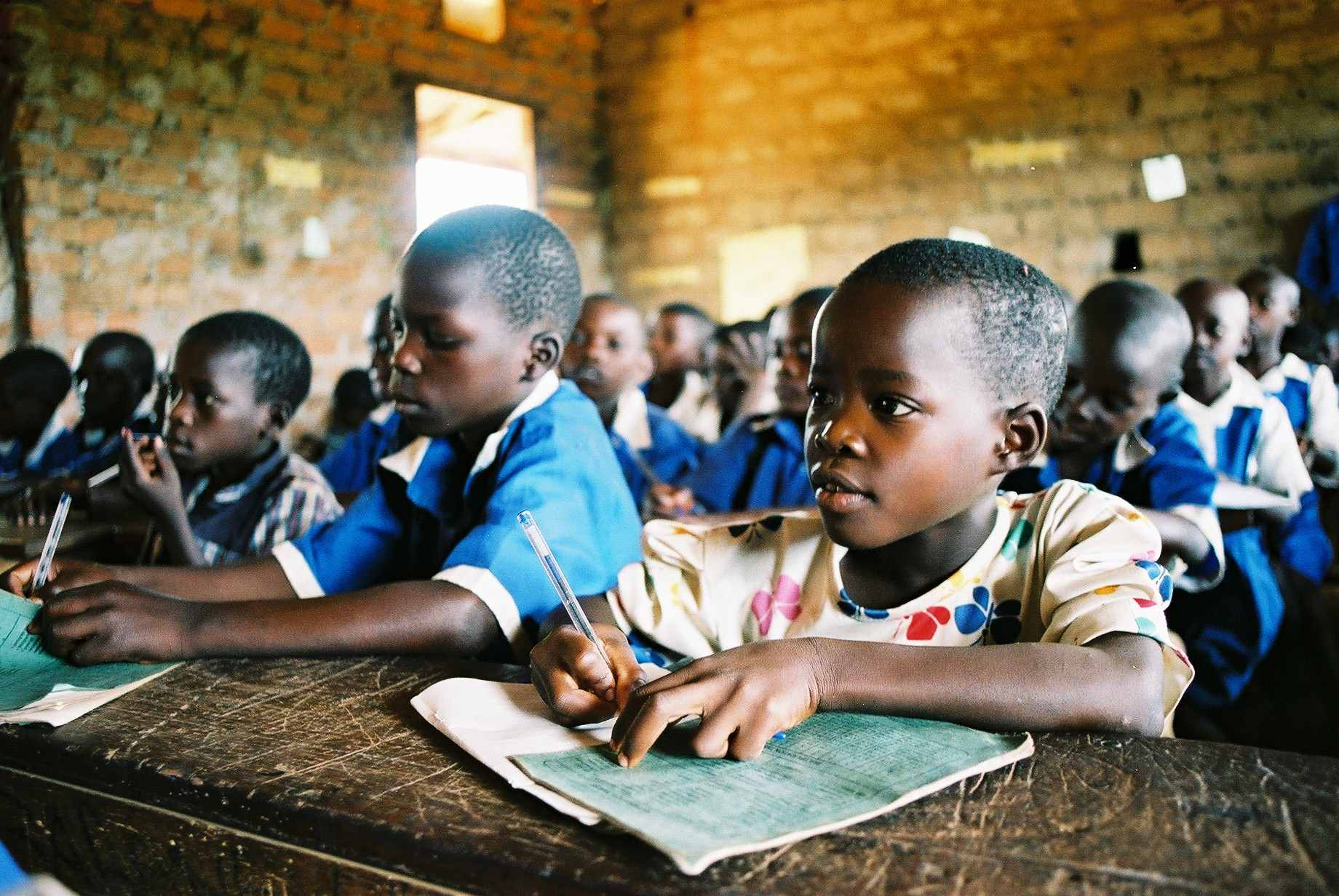 African school 01