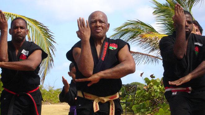 Black kungfu experience 01