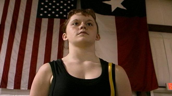 Girl wrestler 01