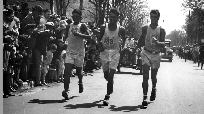 Great american foot race 01
