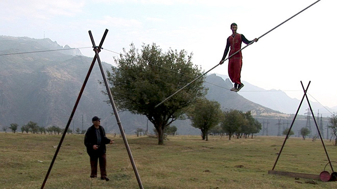 Last tightrope dancer in armenia 01