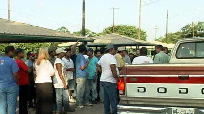 Los trabajadores the workers 01