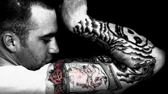 Tattooed under fire 01